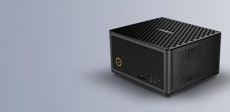 Zotac Magnus EC52070D — вероятно, самый компактный игровой мини-ПК с видеокартой GeForce RTX