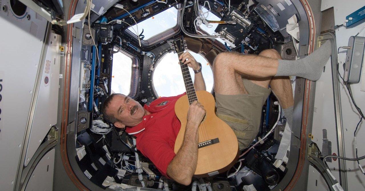 Длительное пребывание в космосе ослабляет иммунитет