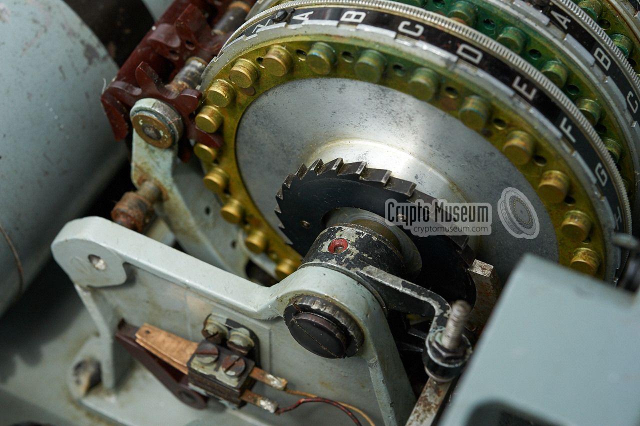 Итальянская Enigma: шифровальные машины компании OMI - 10
