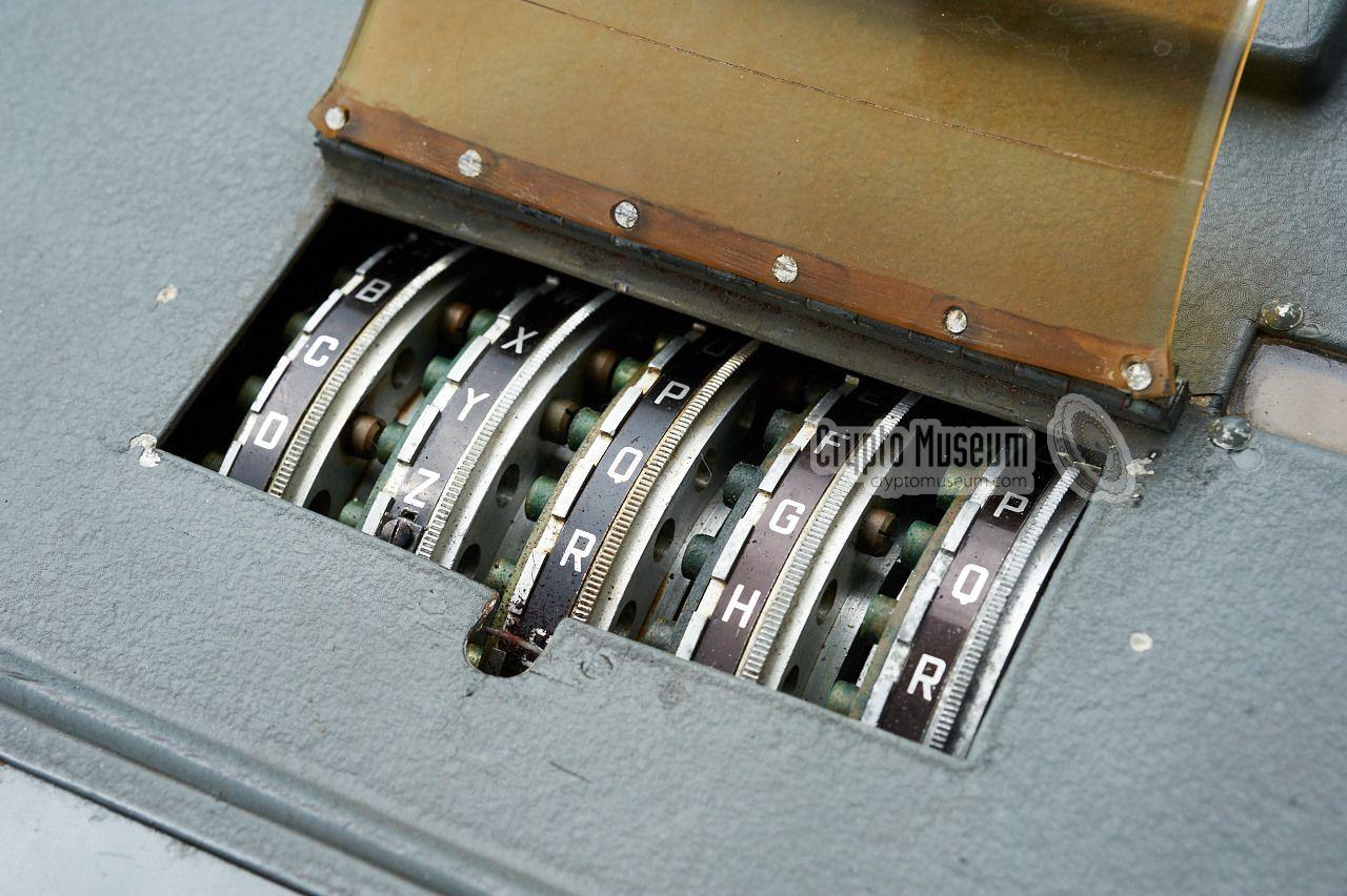 Итальянская Enigma: шифровальные машины компании OMI - 12