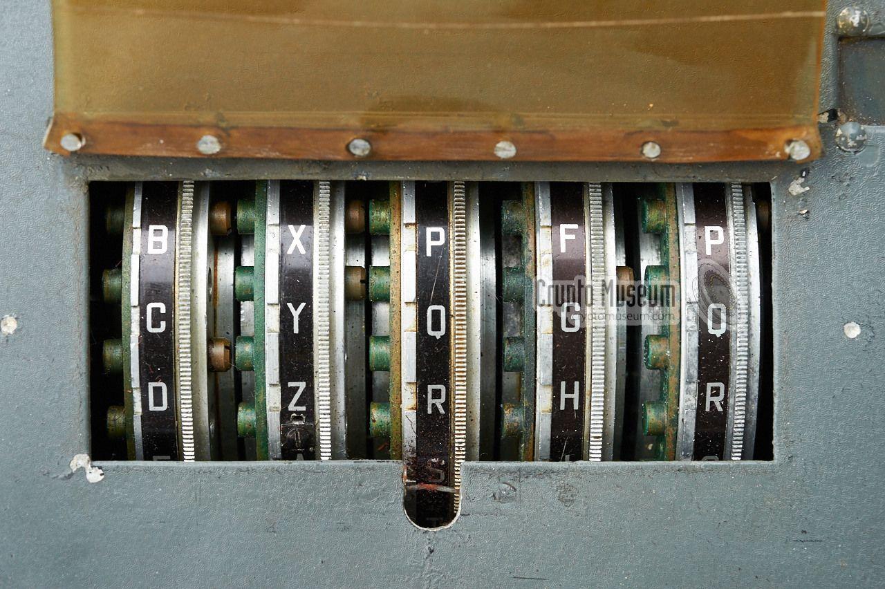 Итальянская Enigma: шифровальные машины компании OMI - 13
