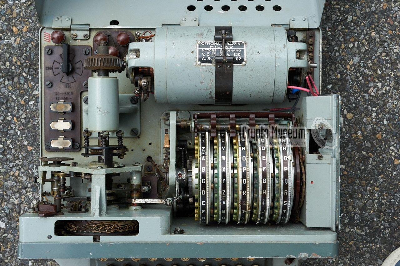 Итальянская Enigma: шифровальные машины компании OMI - 14