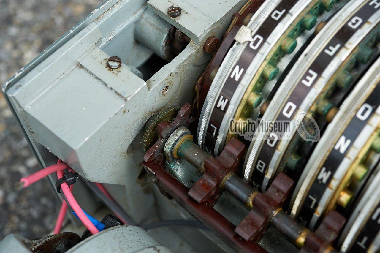Итальянская Enigma: шифровальные машины компании OMI - 15