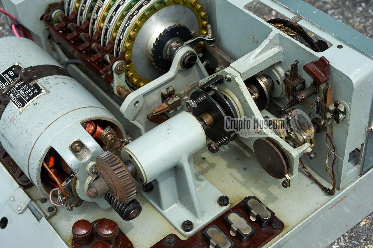 Итальянская Enigma: шифровальные машины компании OMI - 16