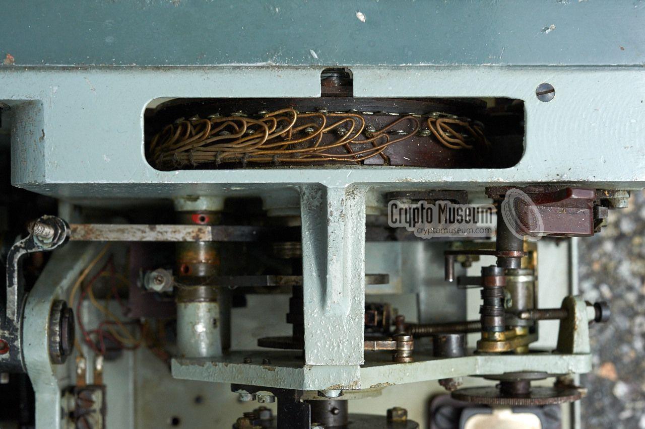 Итальянская Enigma: шифровальные машины компании OMI - 17