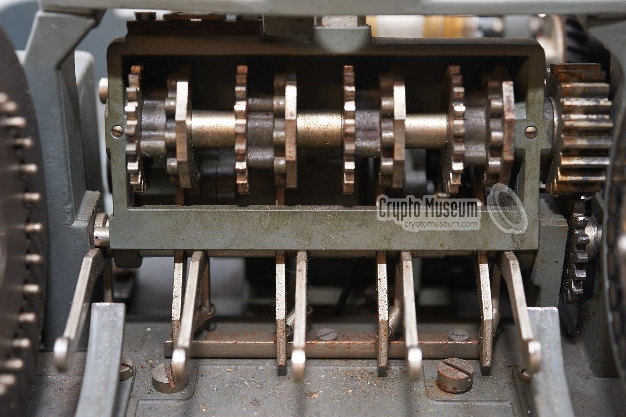 Итальянская Enigma: шифровальные машины компании OMI - 23