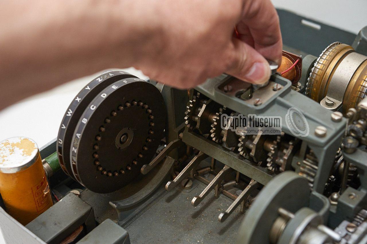 Итальянская Enigma: шифровальные машины компании OMI - 24