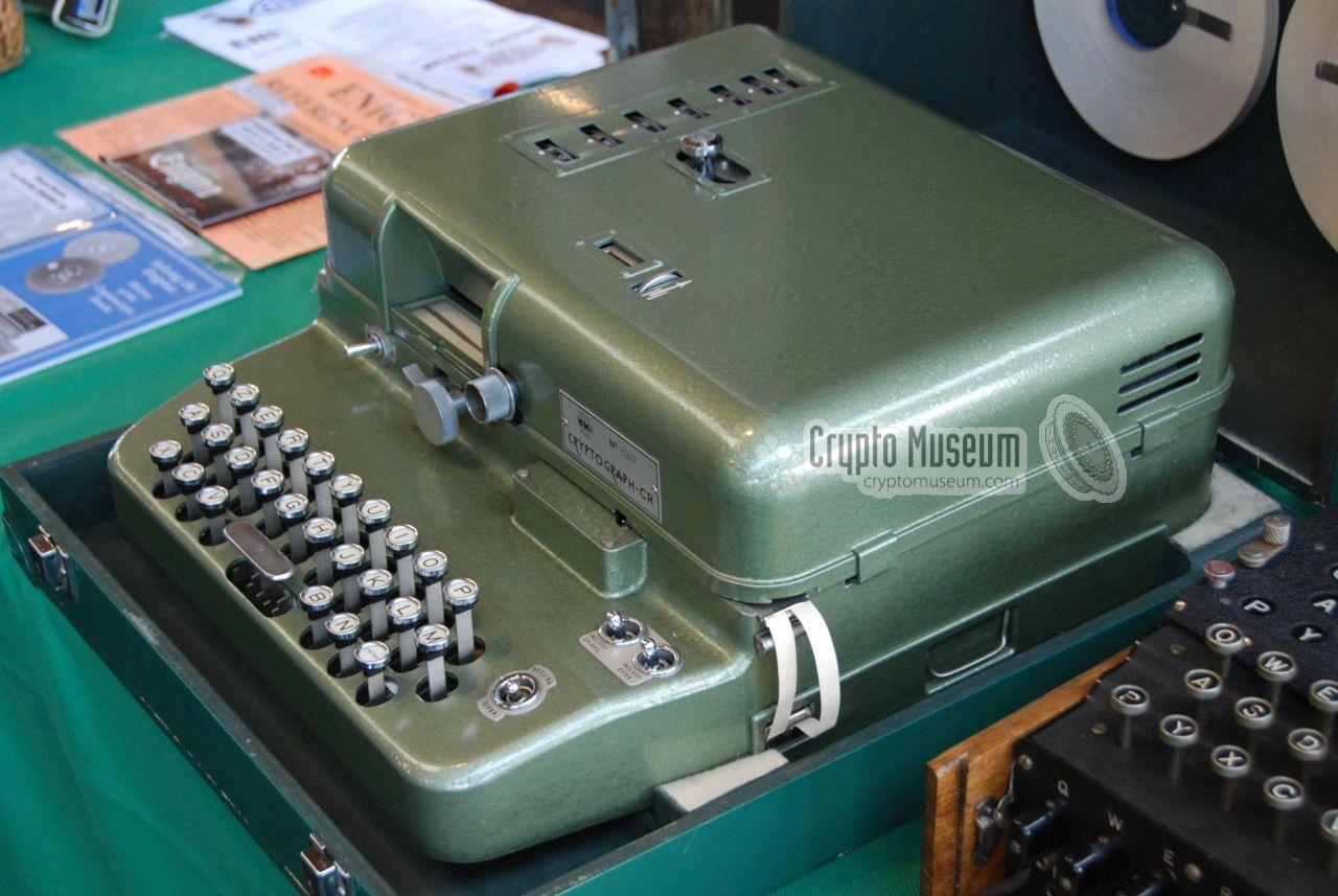 Итальянская Enigma: шифровальные машины компании OMI - 31