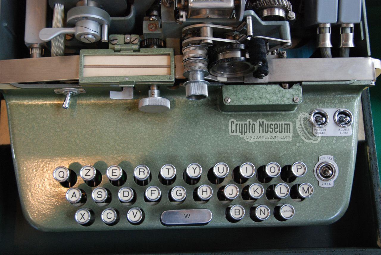 Итальянская Enigma: шифровальные машины компании OMI - 32