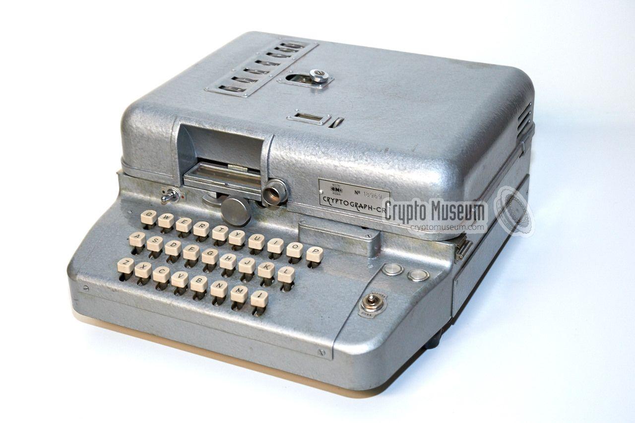 Итальянская Enigma: шифровальные машины компании OMI - 33