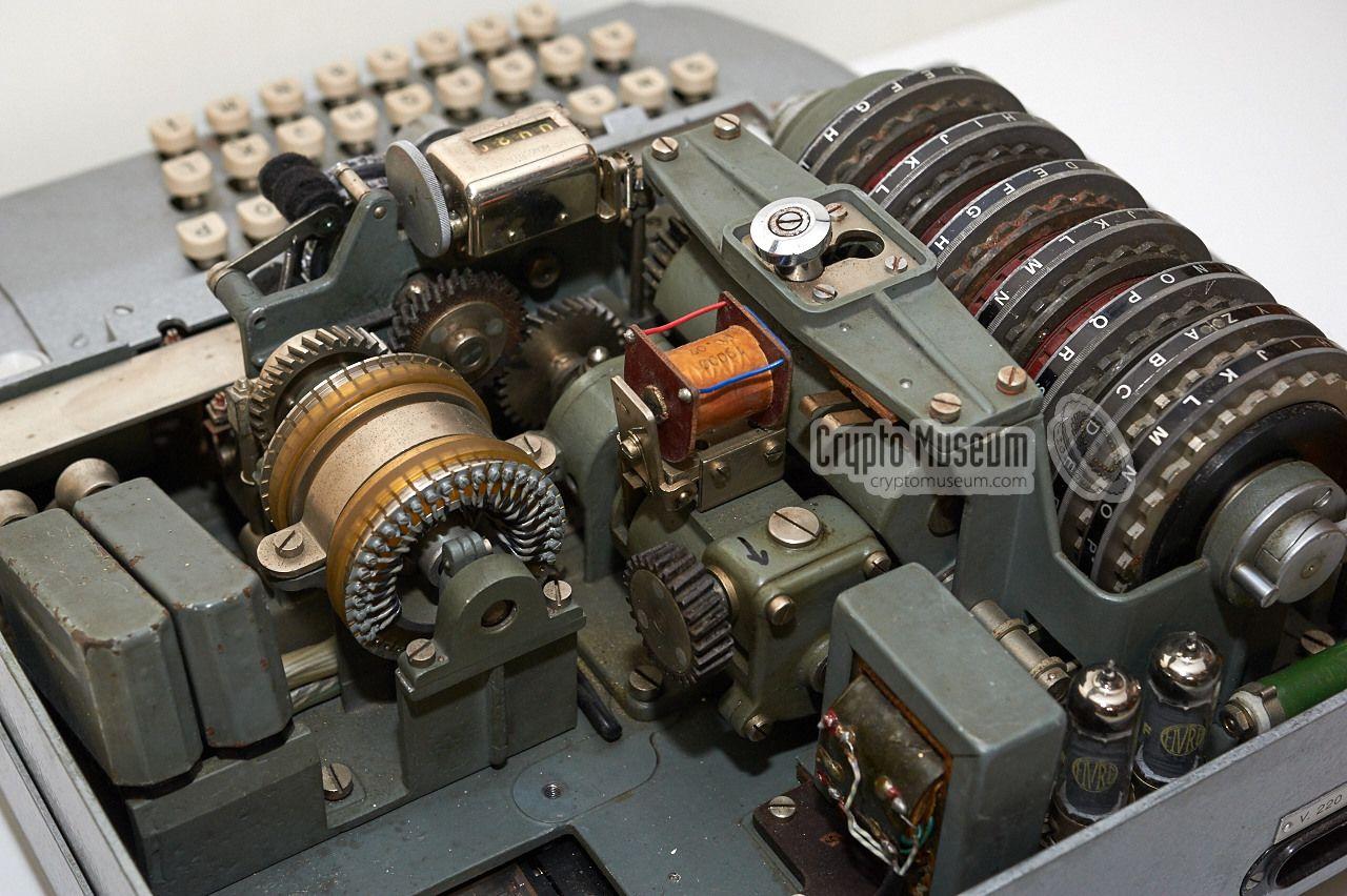 Итальянская Enigma: шифровальные машины компании OMI - 36