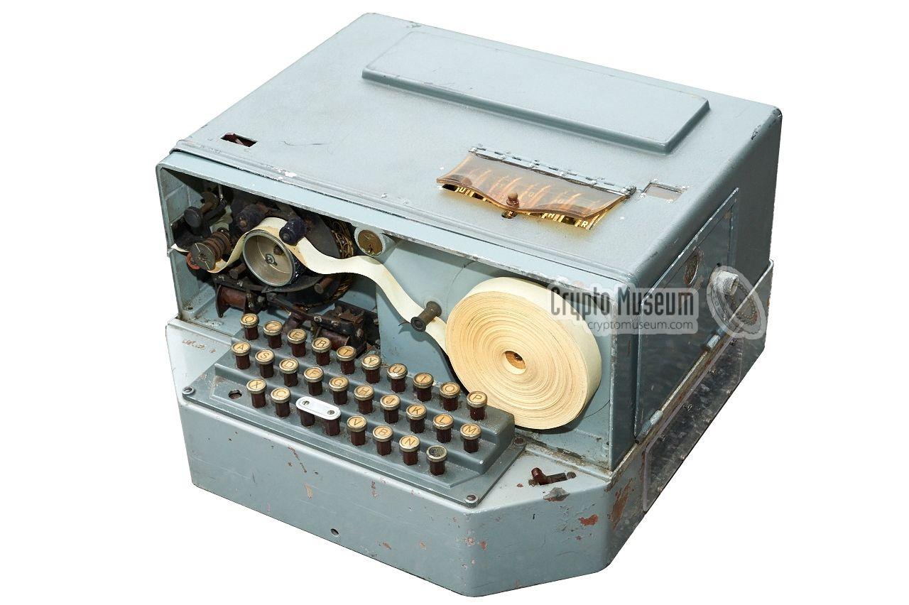 Итальянская Enigma: шифровальные машины компании OMI - 5