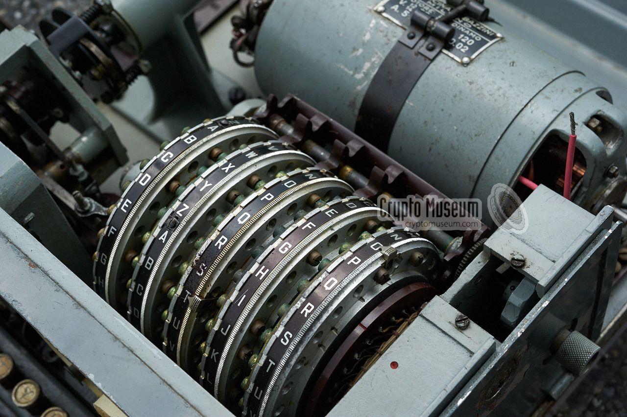 Итальянская Enigma: шифровальные машины компании OMI - 7