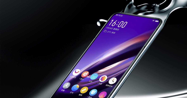 Китайцы показали второй смартфон без рамок, разъемов и кнопок