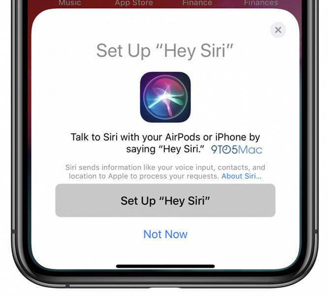 Наушники AirPods 2 будут реагировать на команду Hey Siri