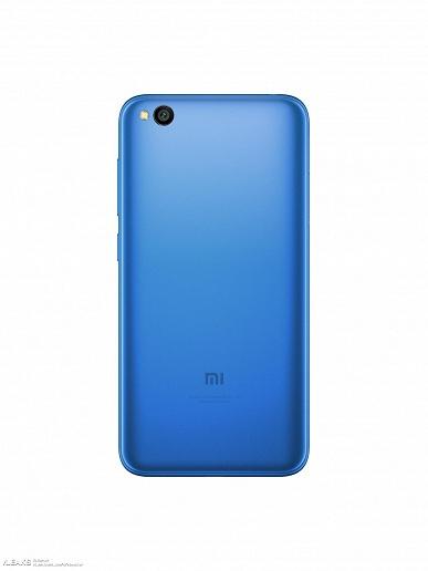 Рендеры демонстрируют сходства и различия смартфонов Xiaomi Redmi 5A и Redmi Go