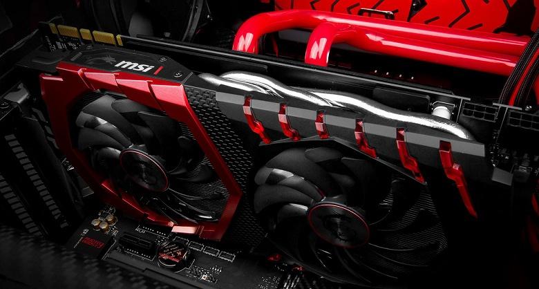 MSI готовит минимум четыре модели видеокарты GeForce GTX 1660 Ti