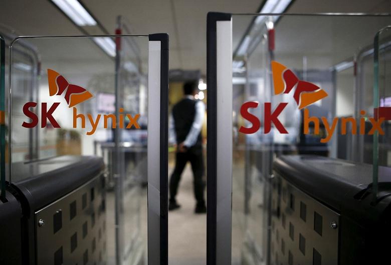 Доход SK Hynix в 2018 году оказался рекордным - 1