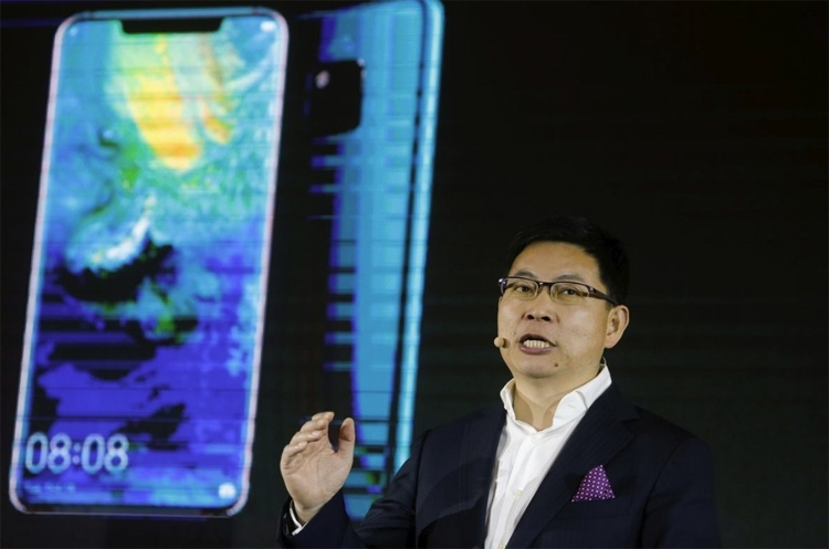 Huawei рассчитывает стать крупнейшим поставщиком смартфонов не позднее 2020 года