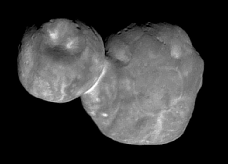 Фото дня: самое качественное изображение объекта Ультима Туле из пояса Койпера