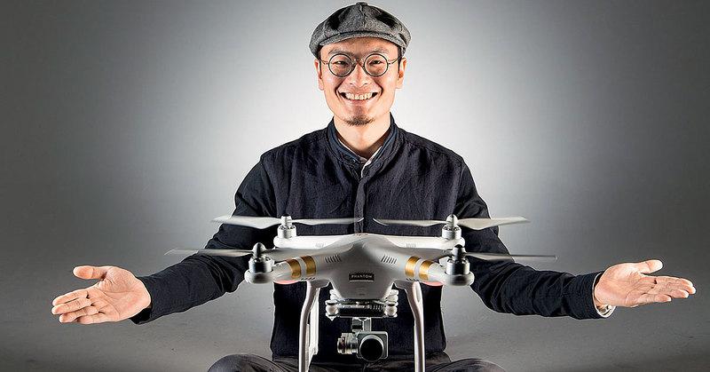 Китайский Карлсон: как заработать миллиард на дронах