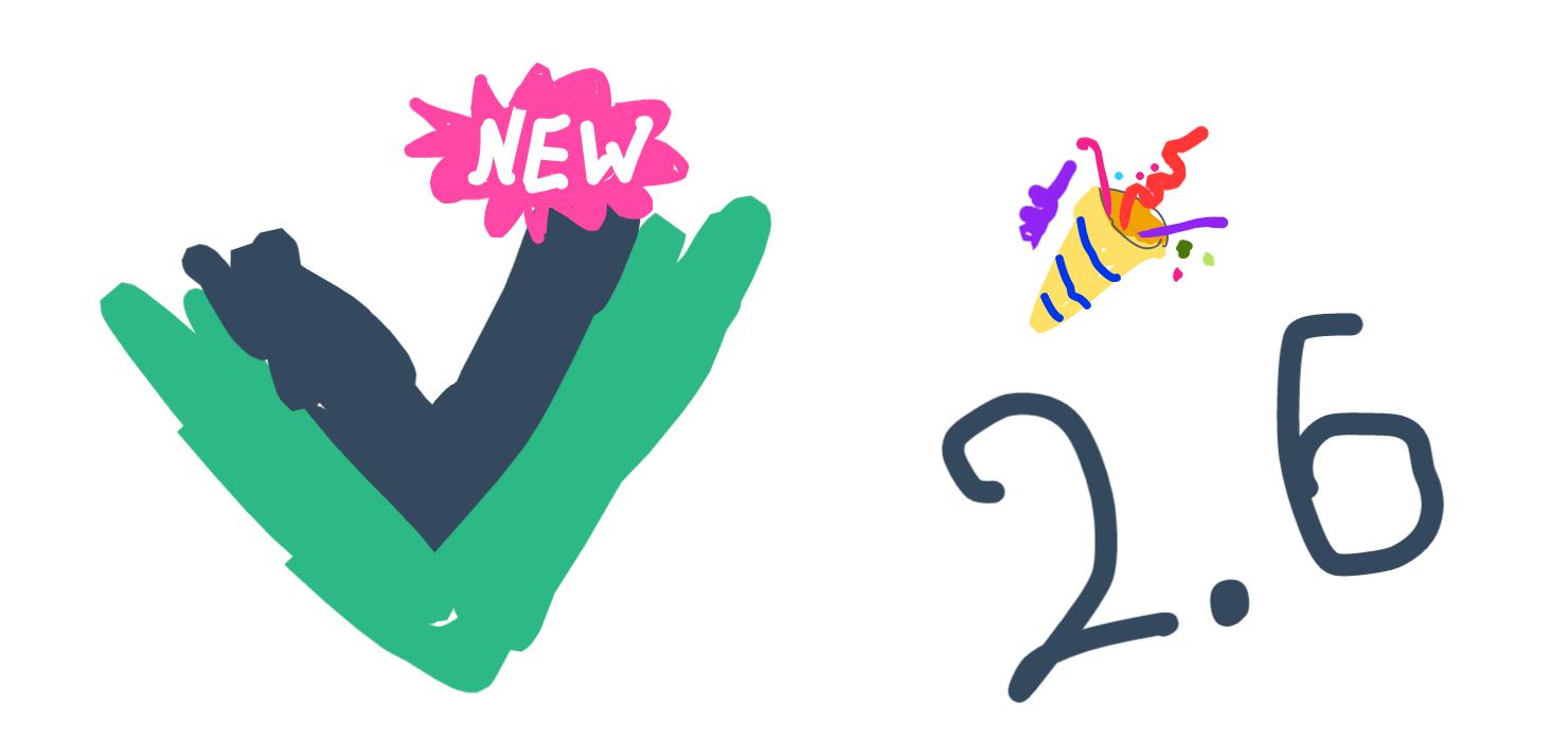 Обзор Vue.js 2.6 - 1