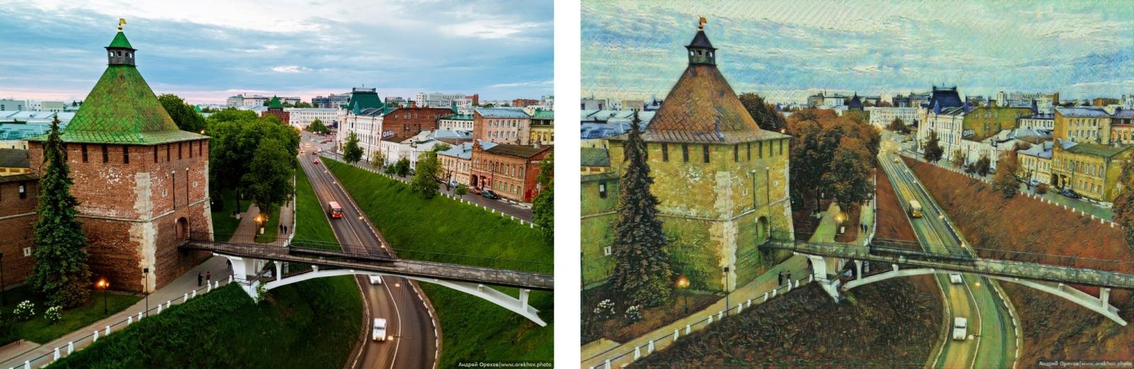 opencv4arts: Нарисуй мой город, Винсент - 1