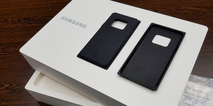 Гаджеты Samsung будут поставлять в упаковке из крахмала и сахарного тростника