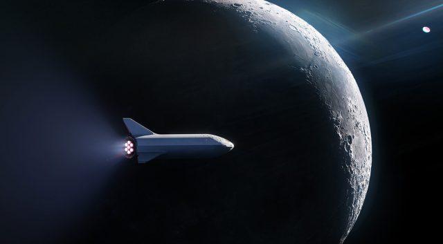 Илон Маск объяснил, почему Starship будет из нержавеющей стали - 1