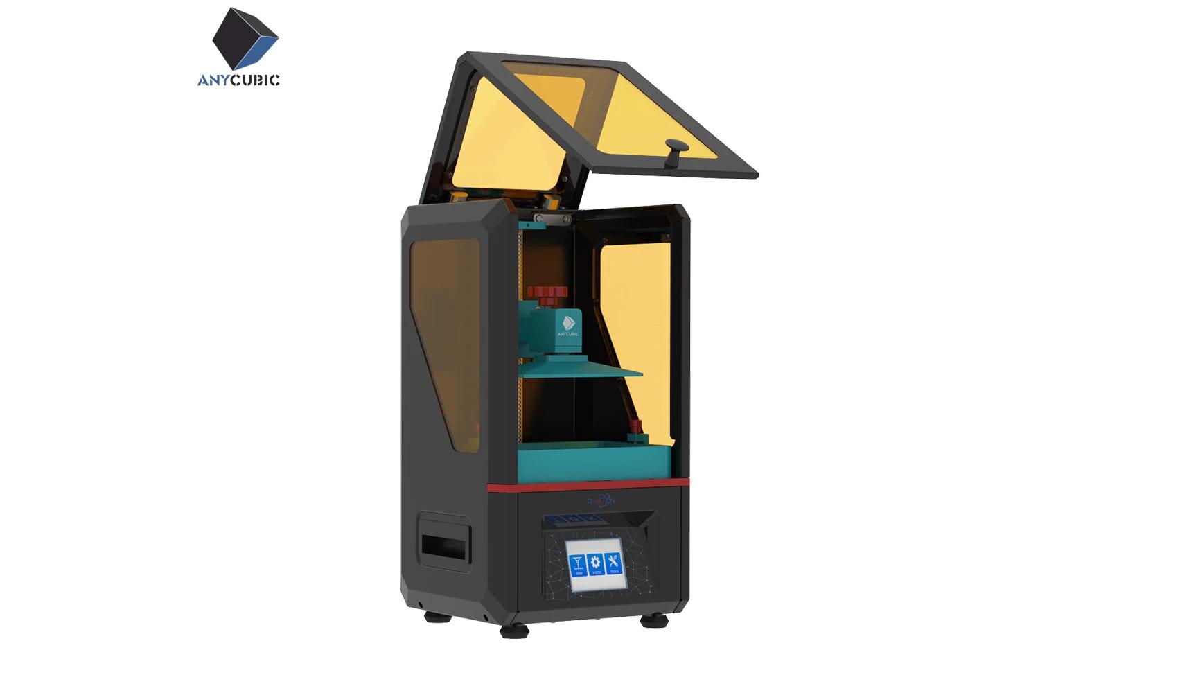 Недорогие и доступные фотополимерные 3D-принтеры - 13