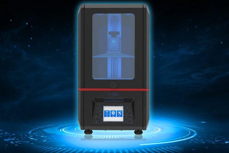 Недорогие и доступные фотополимерные 3D-принтеры - 14