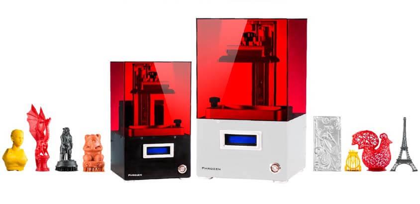 Недорогие и доступные фотополимерные 3D-принтеры - 1