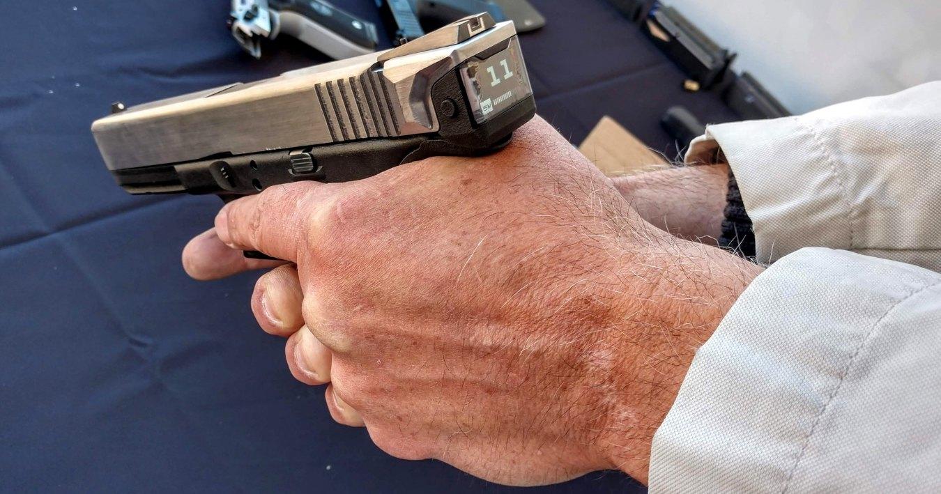 «Умный» Glock получил счётчик патронов и дисплей