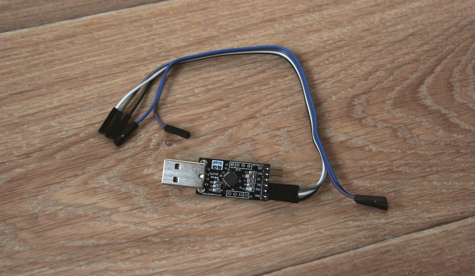 USB to UART adapter