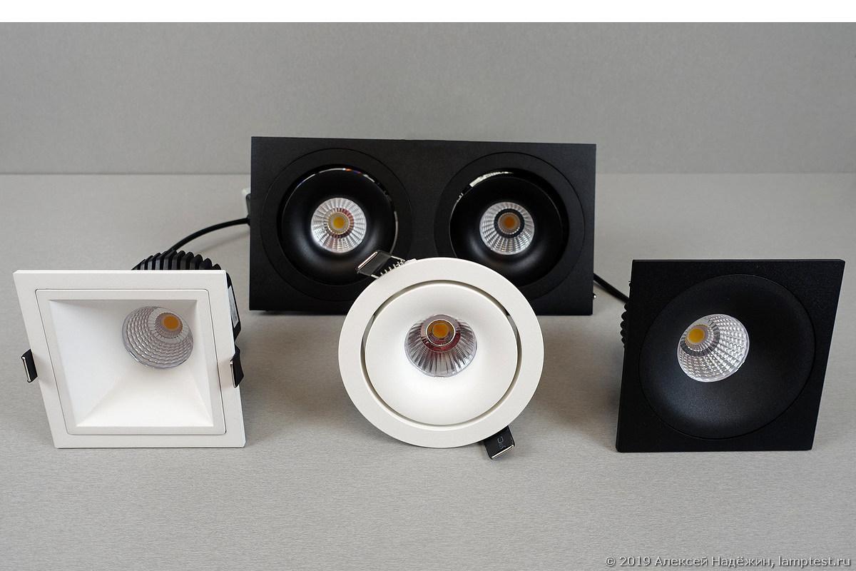 Светильник-конструктор Combo - 1