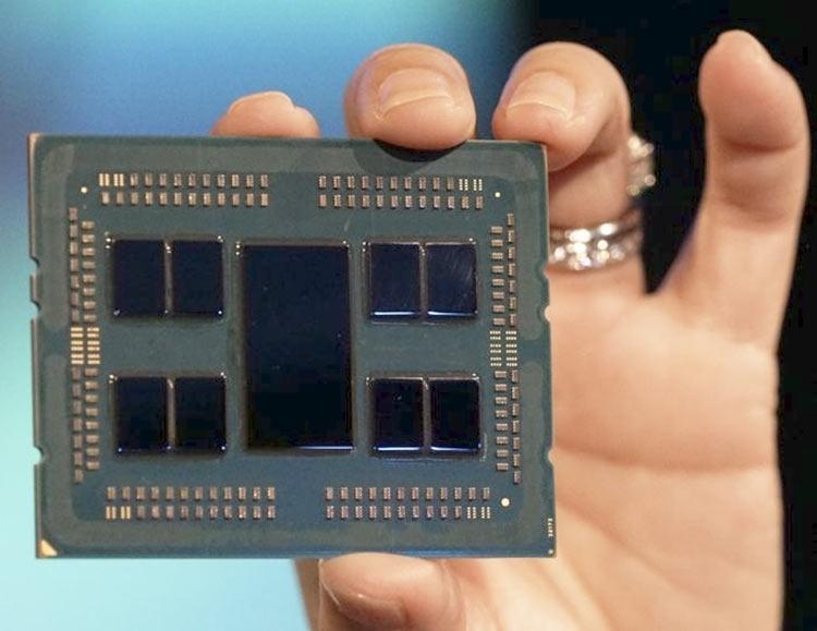 AMD освобождается от уплаты «штрафа» GlobalFoundries за выпуск процессоров на стороне
