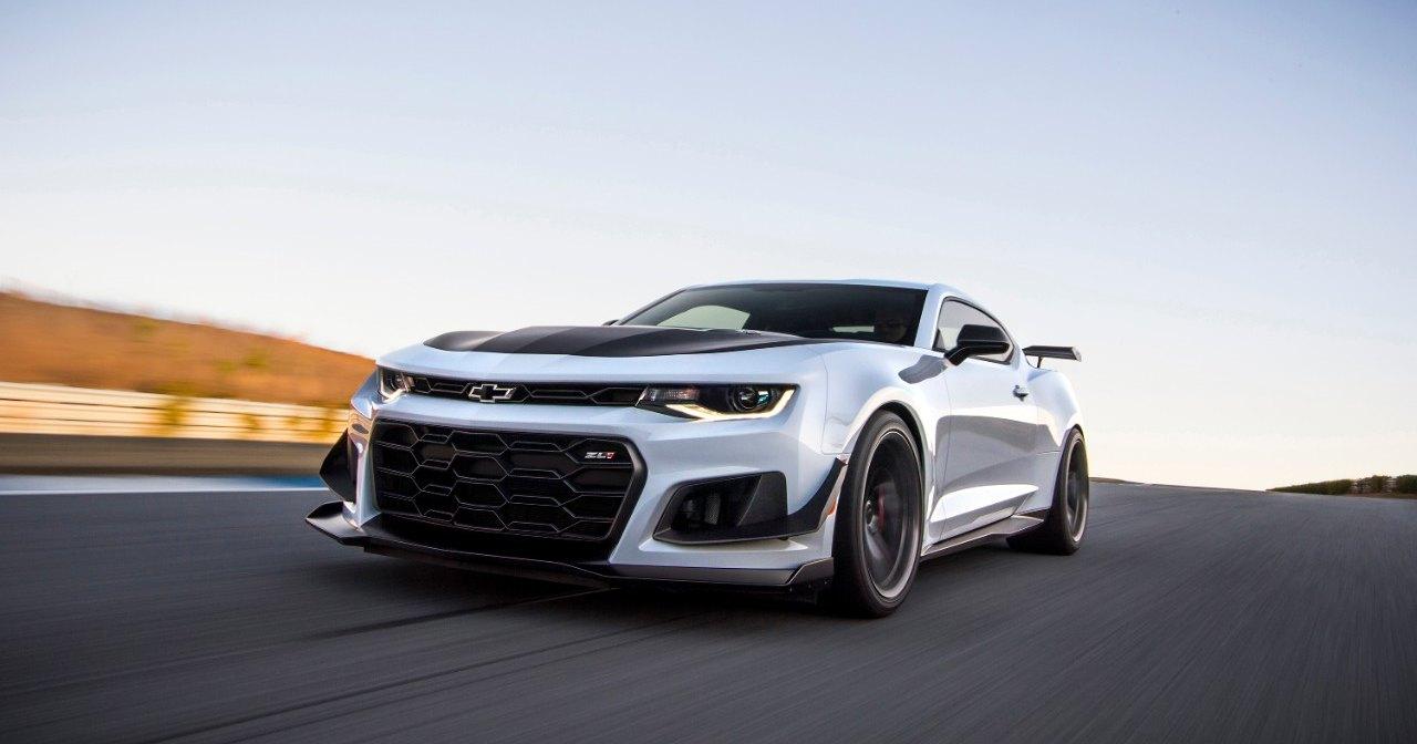 Chevrolet Camaro станет ещё быстрее