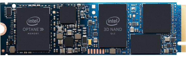 Intel Optane Memory H10: кэш Optane + QLC 3D NAND - 1