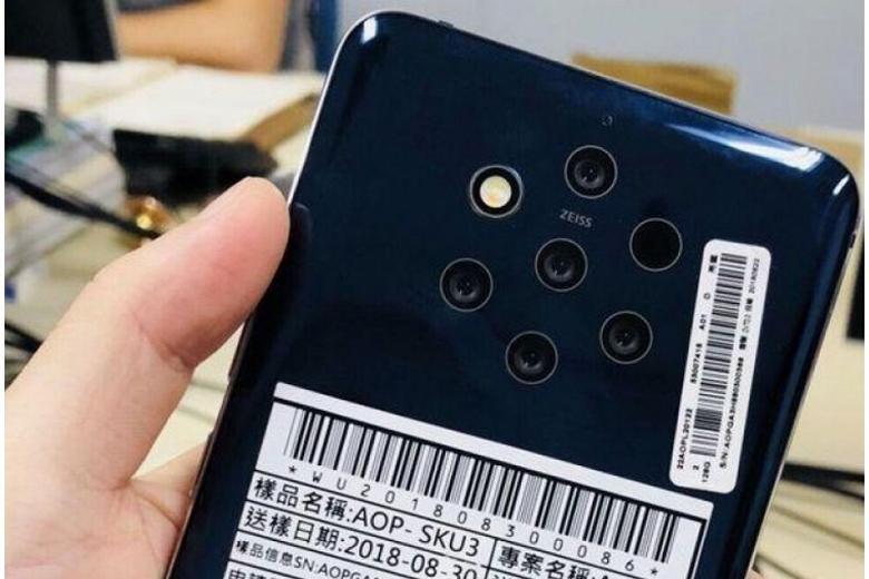 Камерофон Nokia 9 PureView получит 18-ваттное зарядное устройство