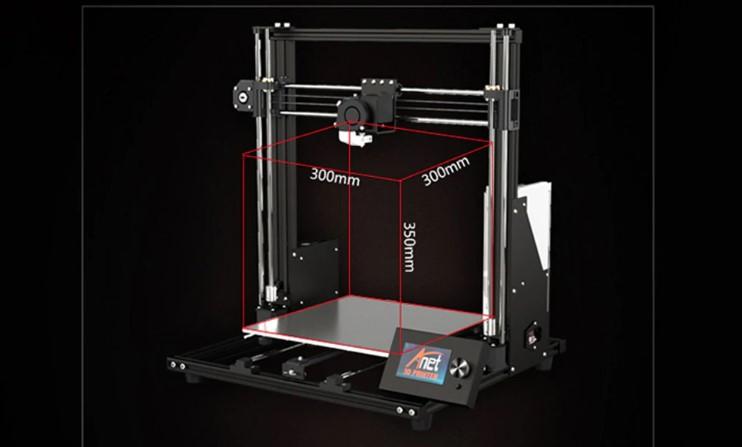 Слон в посудной лавке: 3D принтеры с огромным полем печати - 16