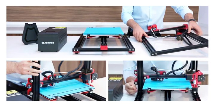 Слон в посудной лавке: 3D принтеры с огромным полем печати - 4