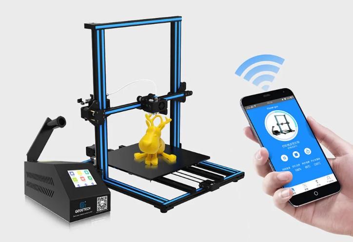 Слон в посудной лавке: 3D принтеры с огромным полем печати - 6