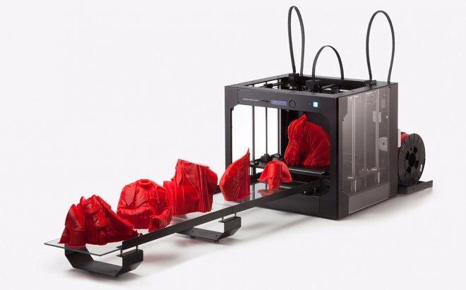 Слон в посудной лавке: 3D принтеры с огромным полем печати - 1