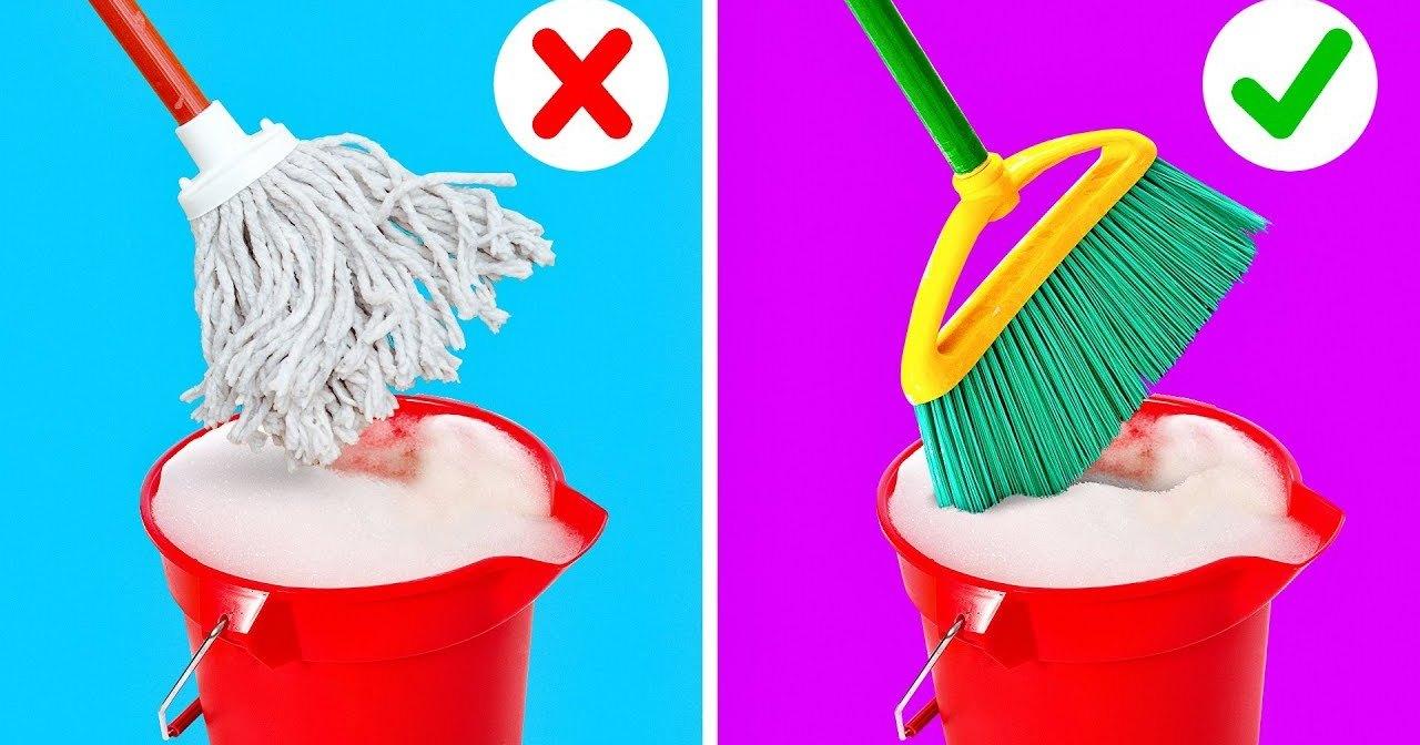 25 простых советов: как отчистить любую грязь