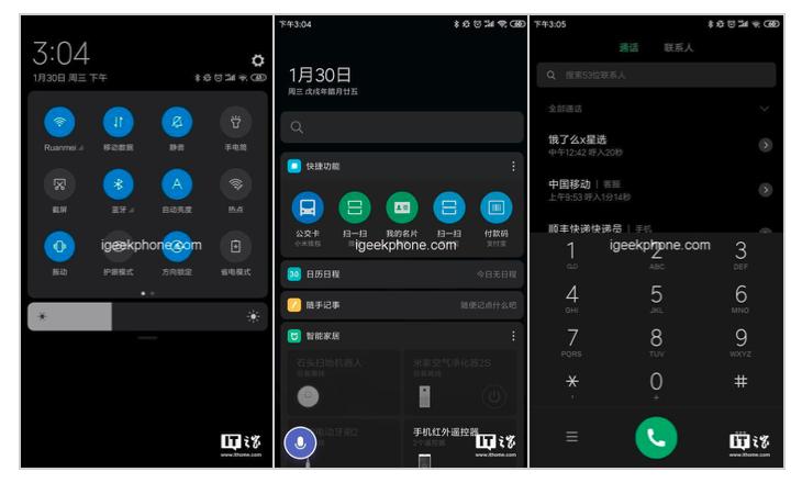 Двухлетний флагман Xiaomi Mi 6 получил тёмную тему с обновлением MIUI 10