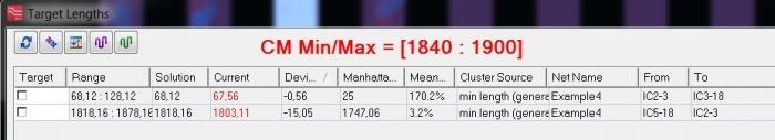 Нюансы работы инструментов Target Length и Tuning Meter в PADS Professional-Xpedition - 12