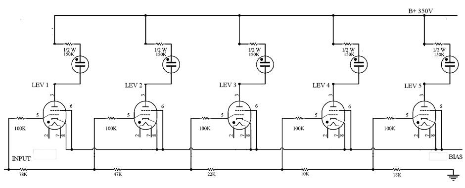 Репликация первого в мире цифрового голосового скремблера - 3