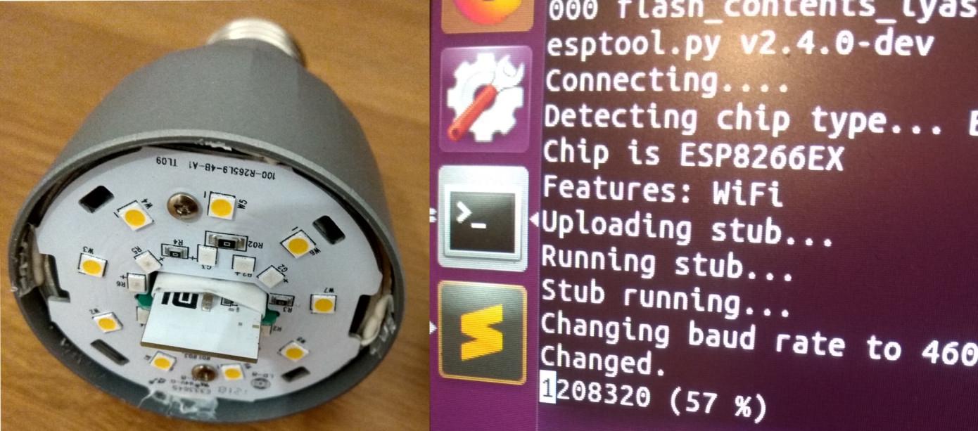 Выброшенные на помойку умные лампочки — ценный источник личной информации - 1