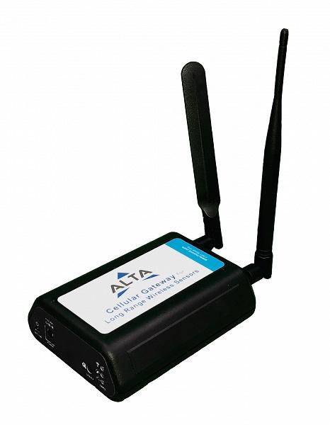 Monnit выпускает шлюз 4G LTE для датчиков IoT