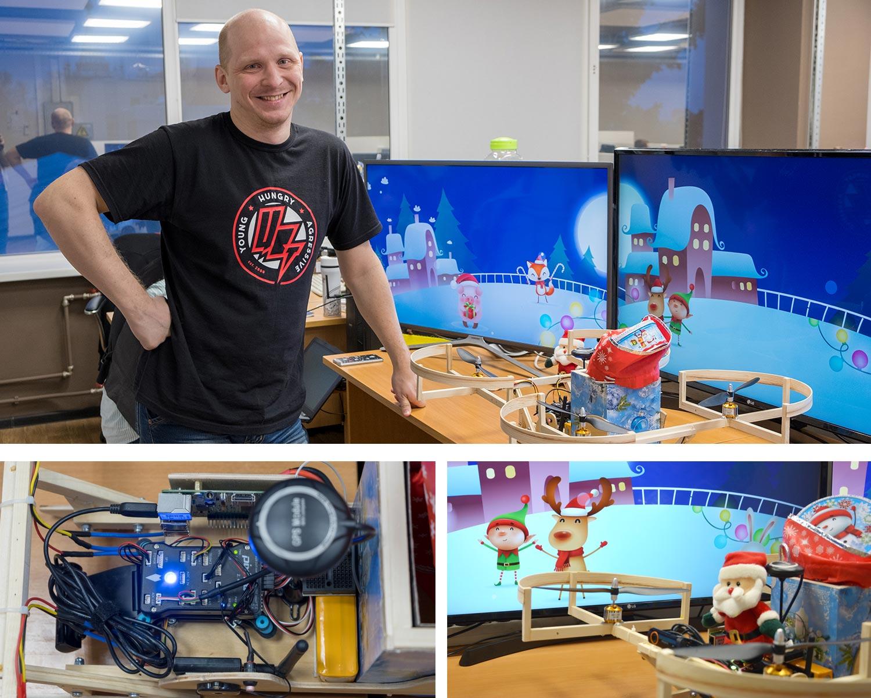 Python + Raspberry Pi + Pixhawk и квадрокоптер. Или как не надо делать роботов - 1